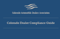 Order Dealer Compliance Guide