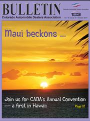 CADA Bulletin