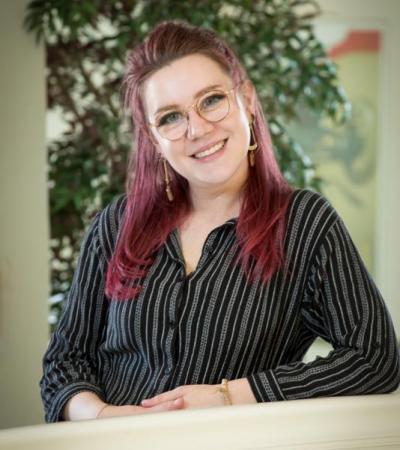 Sidney Goulet - Member Services Coordinator